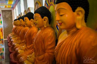 Buddhist Temple - Sri Lanka