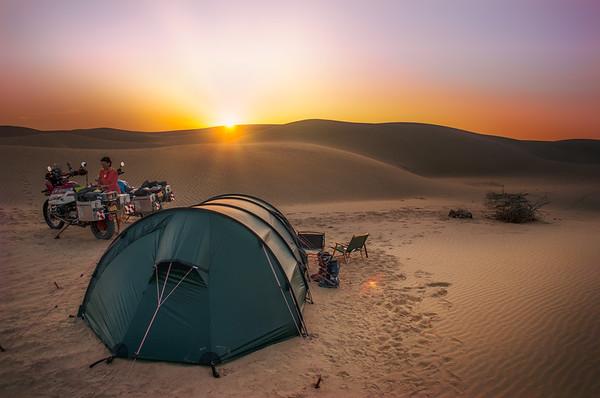 Dune Camp - India