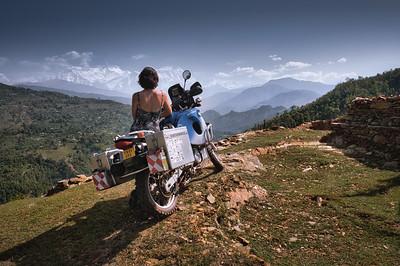 The Himalaya View - Nepal