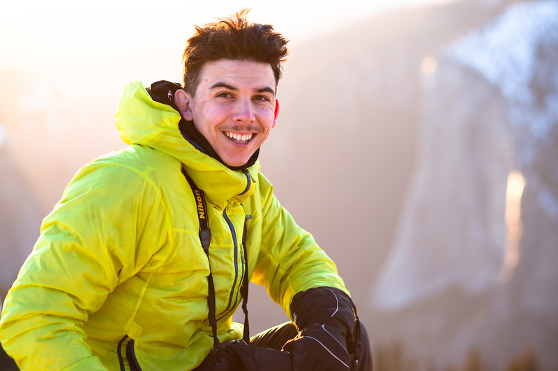 Dylan on Sentinel Dome (February 2021)