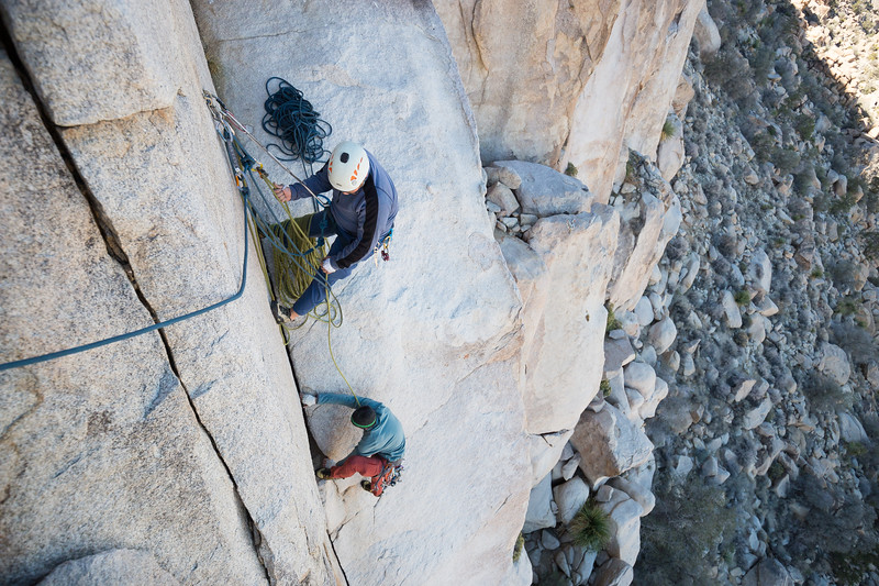 Popular Mechanics [5.9] in Joshua Tree (November 2016)