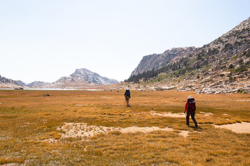 Valley of Rock Island Lake (September 2020)