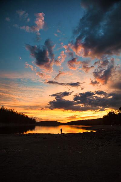 Grassy Lake, Wyoming. 2015