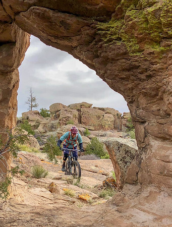 Through The Arch, Del Norte, CO