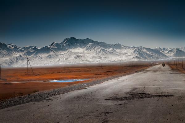 The Pamirs - Kyrgyzstan