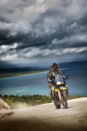 Riding Into The Sky - Cuba