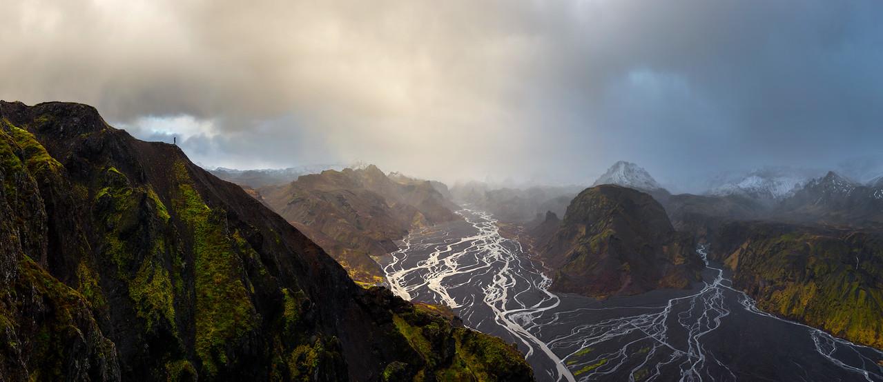 Jarrad Seng in the Icelandic Highlands