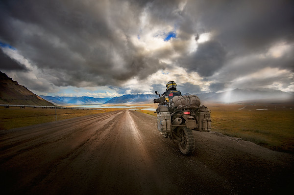 The Haul Road - Alaska - USA