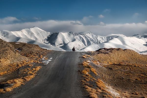 The Mountain Wall - Tajikistan