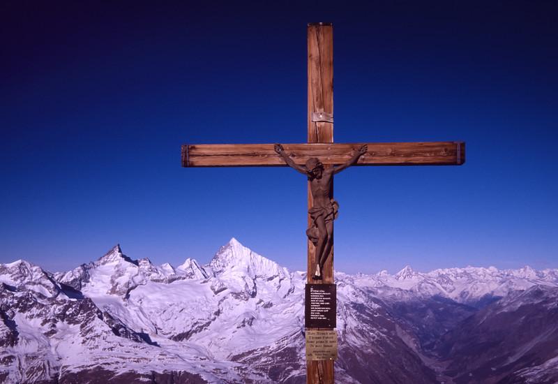 Matterhorn Crucifix