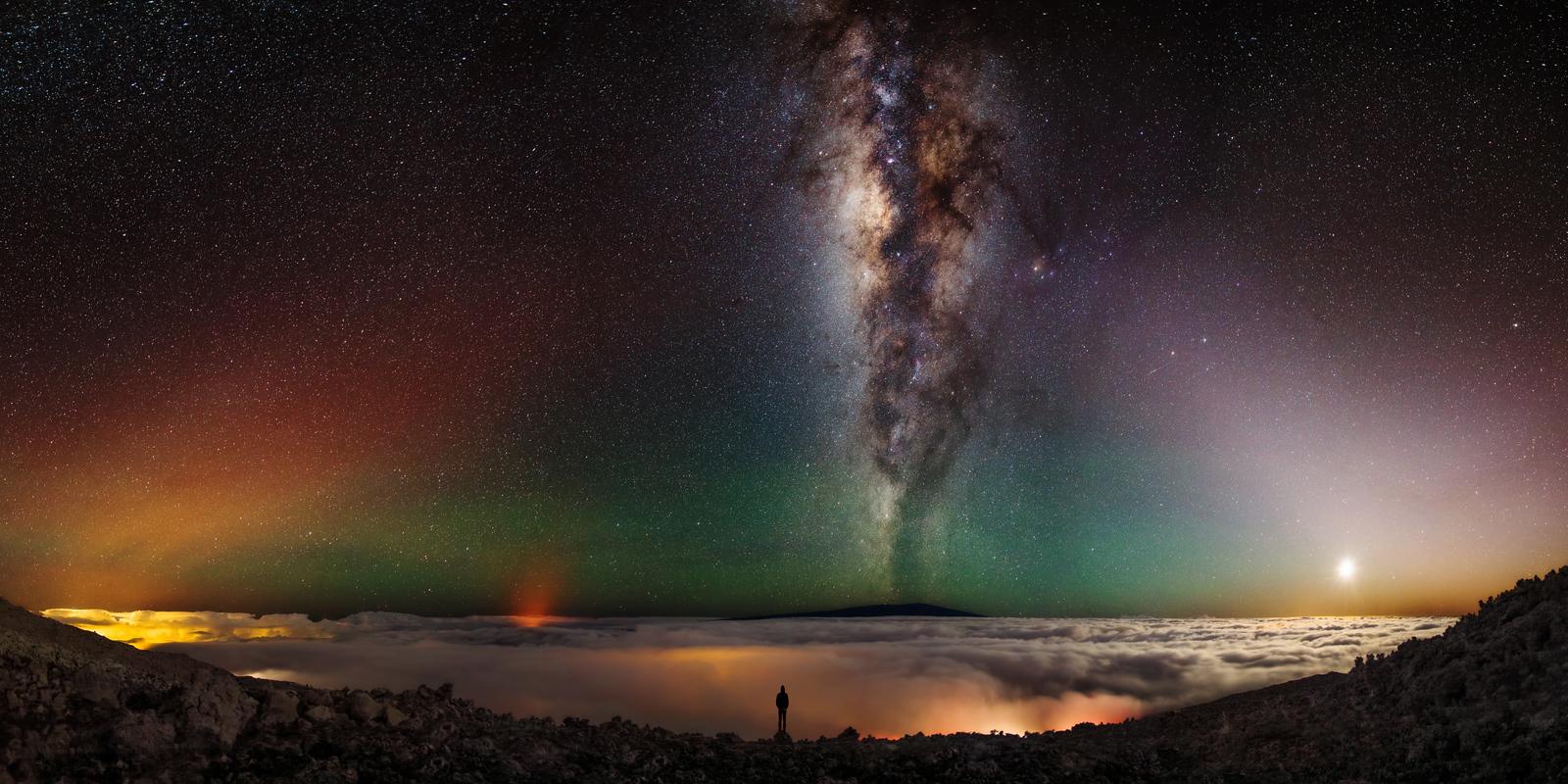 Mauna Kea Panorama