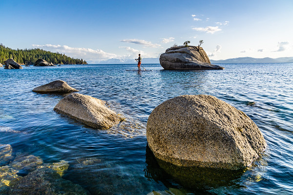 Adventure Photography | Lake Tahoe | SUP Tahoe