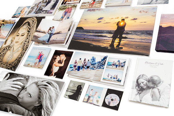 Photo Books, Canvas & Metal Print Orders