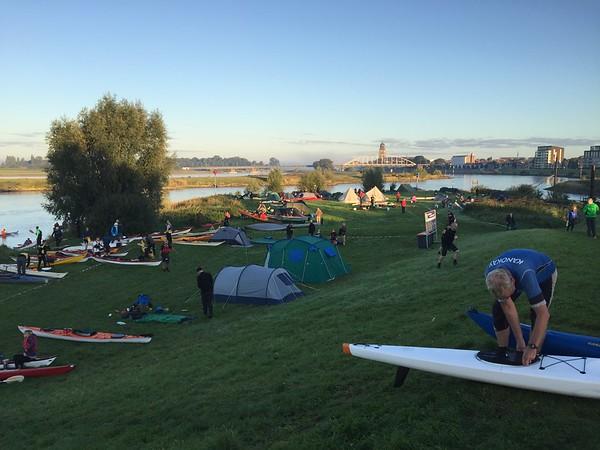 Kayak Veluwe rally 50km