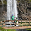 Waterfall Bridge Wheelie