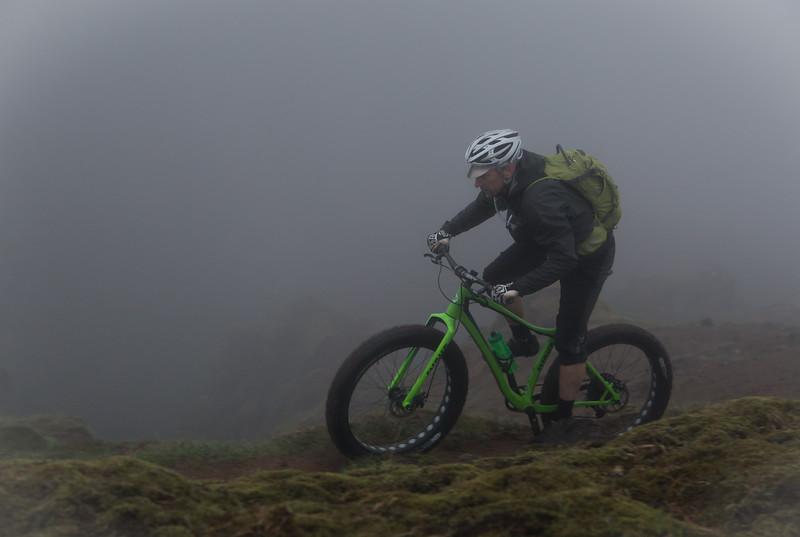 Riding through Fog and Rain