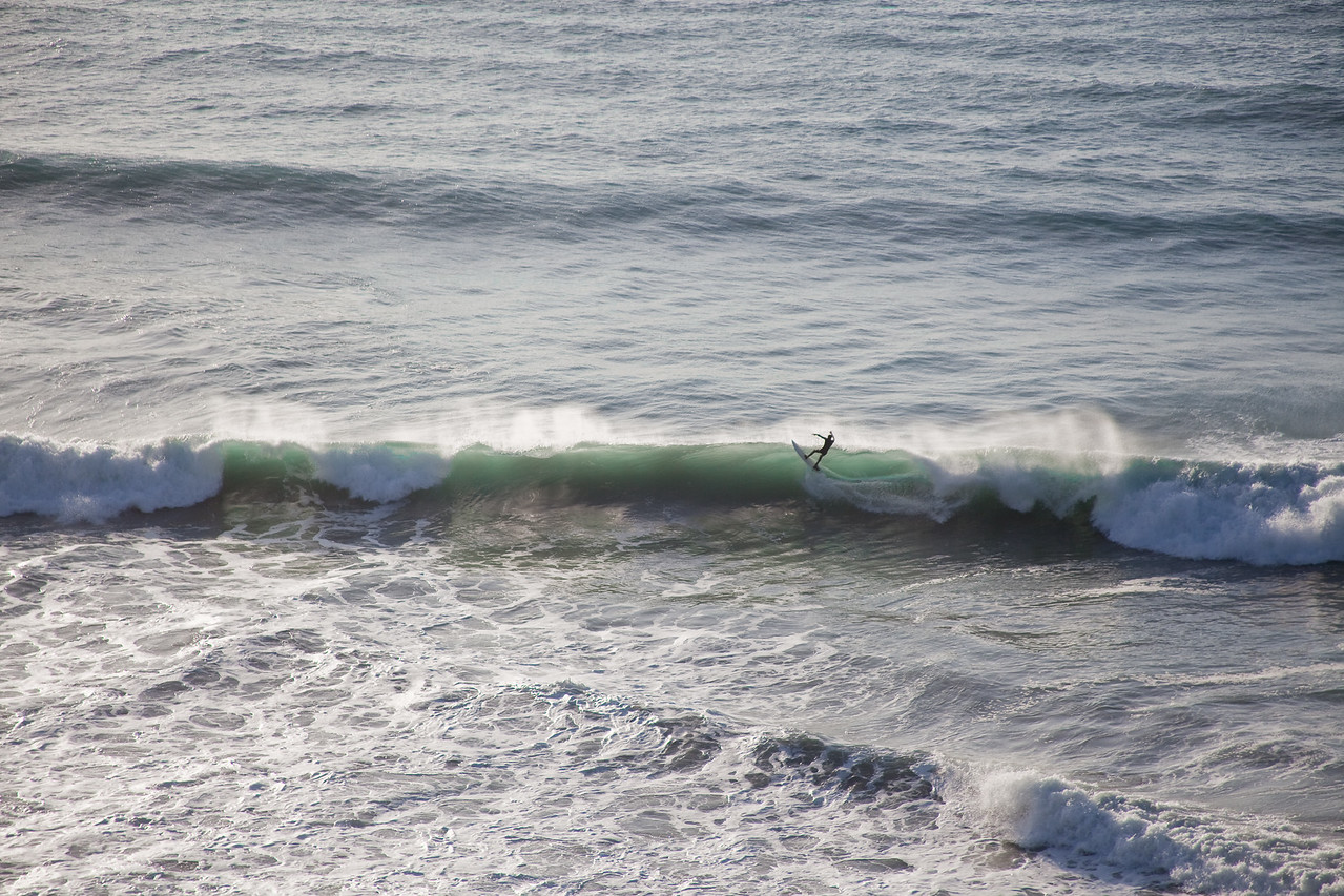 Big Surf from Above