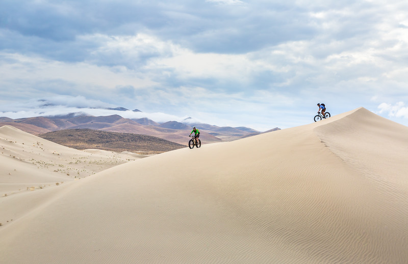 Riders on the Sand