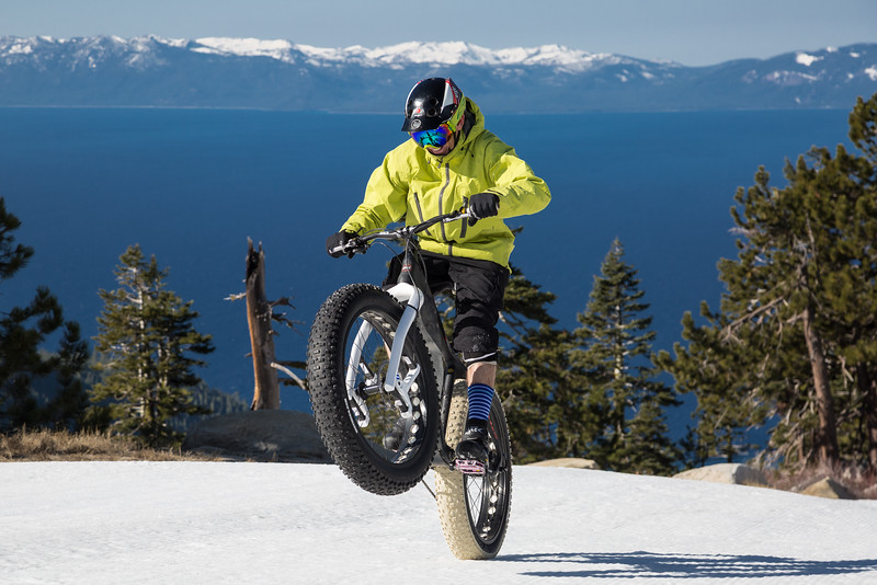Good Times on a Fat Bike