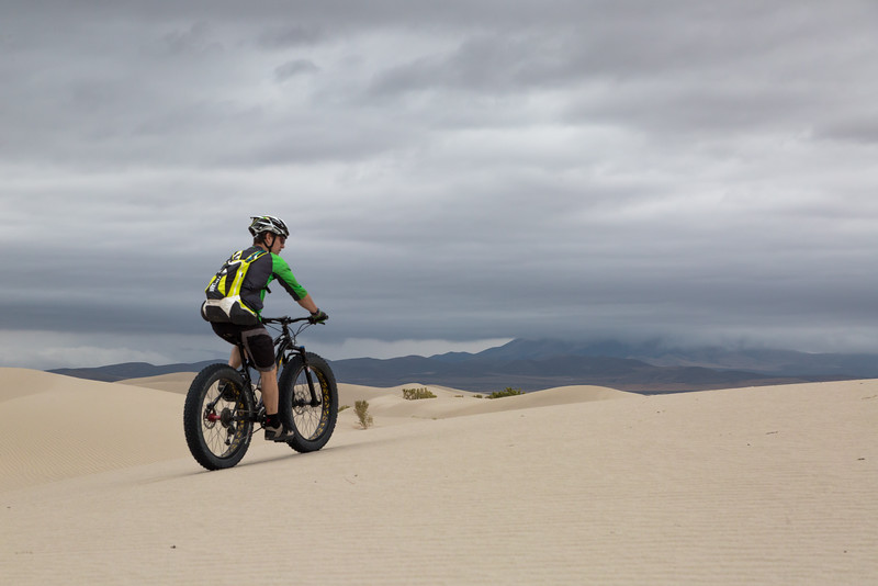 Across the Dunes and Into the Storm