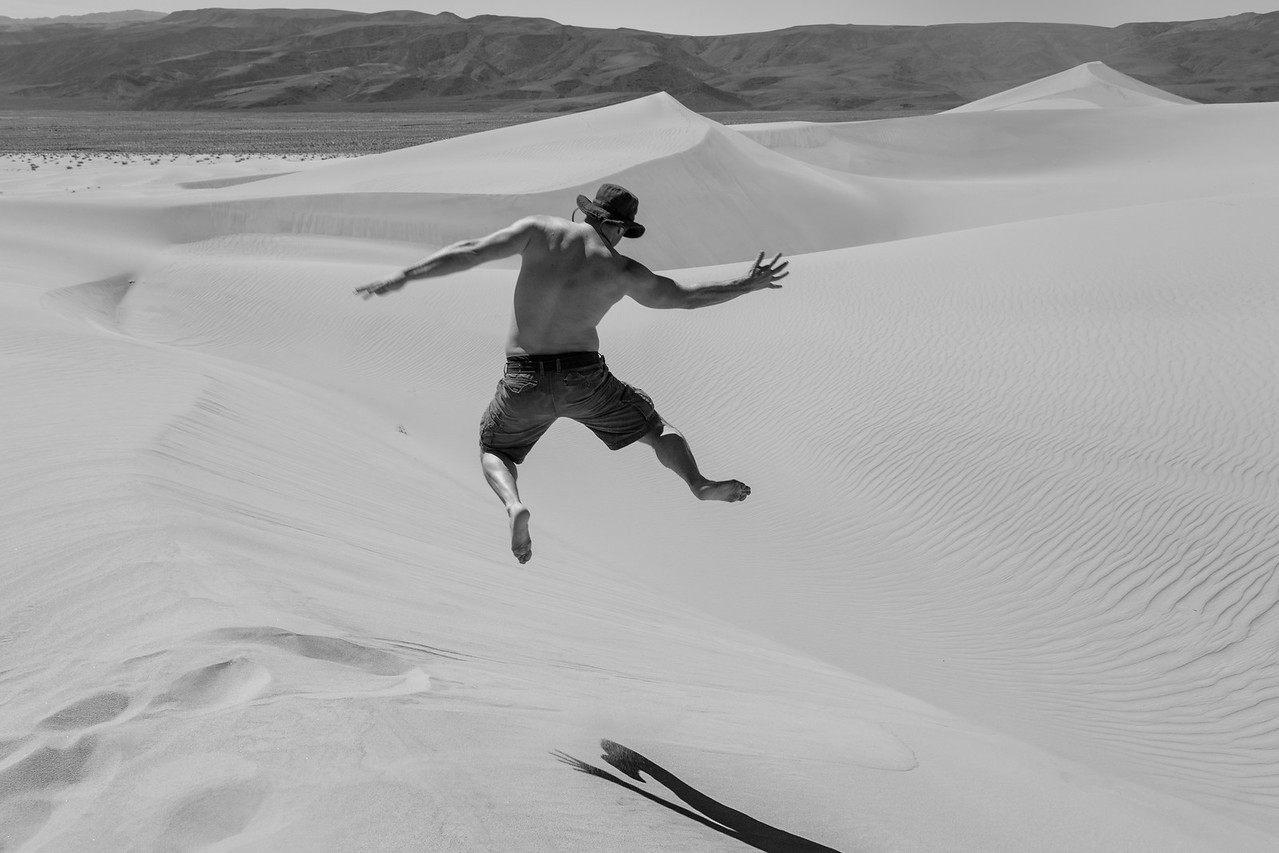 Panamint Dunes Air