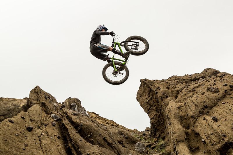Helgafell Rock Gap