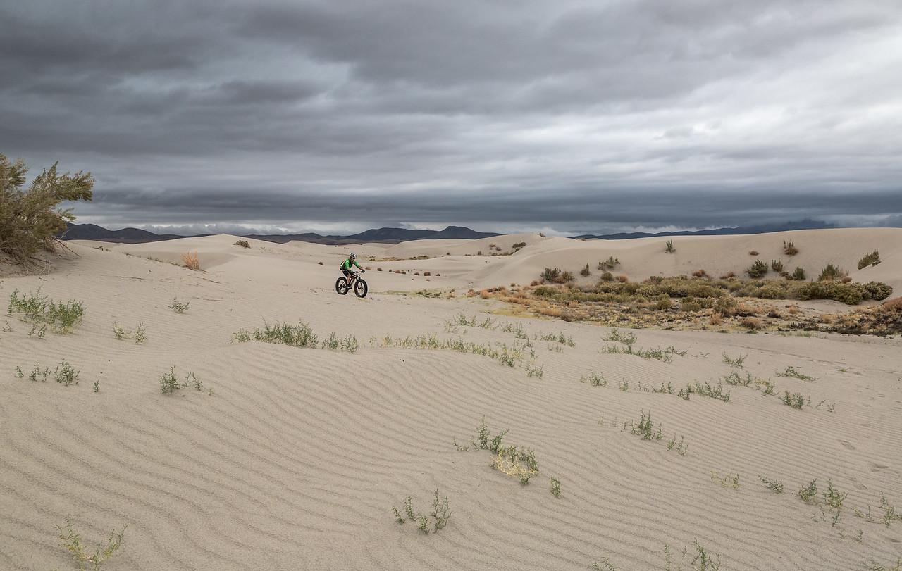 Crossing the Dunes