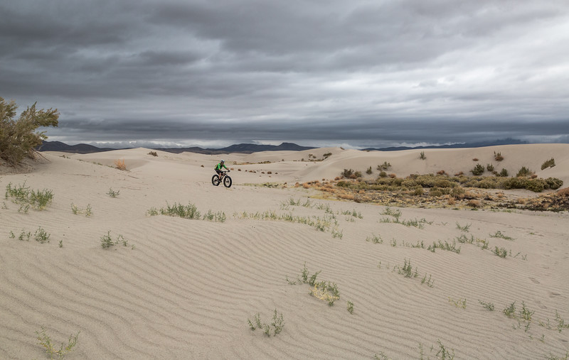 Crossing the Dunes