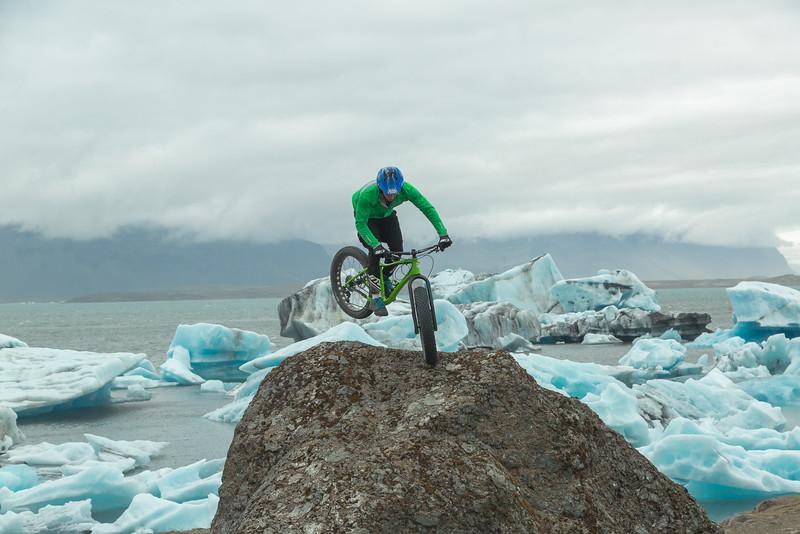 Above the Icebergs