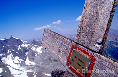 Mount Syphax, Canadian Mountain Holidays, Helihiking, Bobby Burns Lodge, Purcell Mountains, British Columbia, Canada