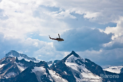 Heli-hiking vacation, Canadian Mountain Holidays, Bugaboo Lodge, Canada.