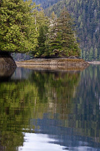 Scenic, Bay of Pillars, Kuiu Island, Tongass National Forest, Inside Passage, southeast Alaska, USA.