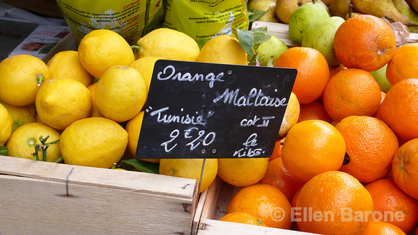 A bounty of fruits for sale, Avignon, Provence, France, Europe