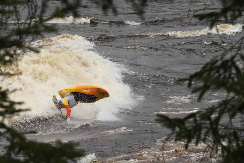 Dane Jackson, Mistasibbi River, Quebec