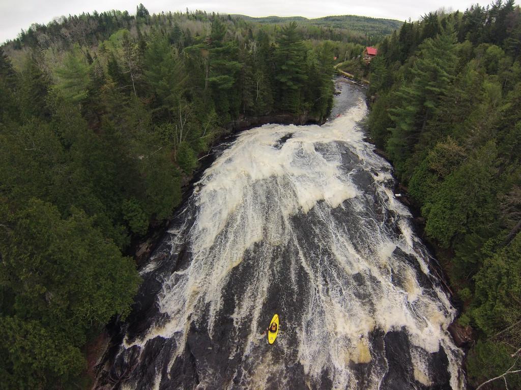 Kim Dodd, Mastigouche River, Quebec