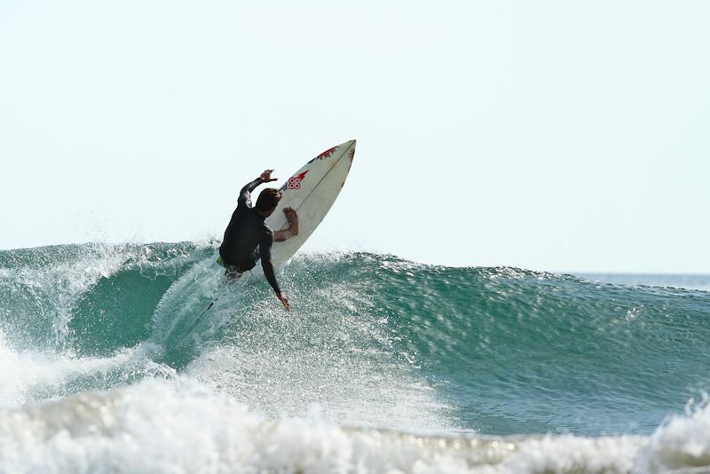 Felipe Avendaño, Playa Maderas, Nicaragua