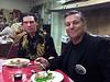 Steve Hodel presentation night, Bob Oberto & Chuck Jonkey