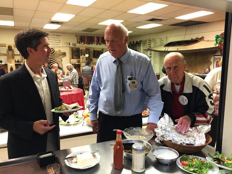 Vince, Bob & Sid<br /> Michael Bozrath presentation<br /> May 5, 2016