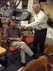 "Bob Zeman and guest, Doug Jones.<br /> ""Honoring Paul MacCready"" presentation<br /> May 12, 2016"