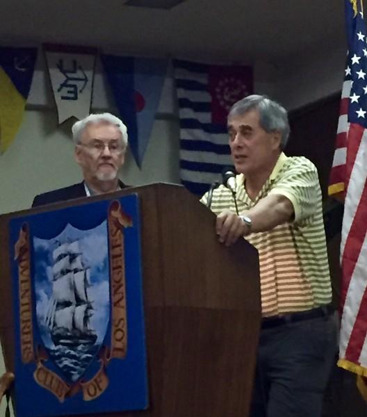 Shane Berry<br /> Chuck Brill presentation<br /> June 16, 2016