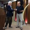 Steve Elkins & Pierre Odier<br /> June 30, 2016