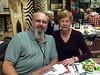 Greg Byrne & Marion Seaman, son & wife of Robert Seaman #806, OTGA<br /> Michael Bozrath presentation<br /> May 5, 2016
