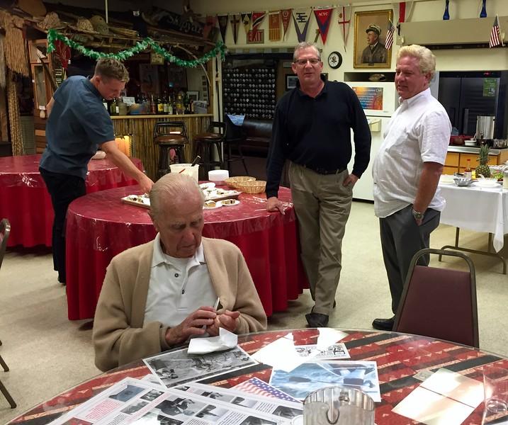 Sid Halburn<br /> Chuck Brill presentation<br /> June 16, 2016
