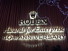 Rolex Awards for Enterprise, 40th Anniversary.<br /> Dolby Theatre, Hollywood, California