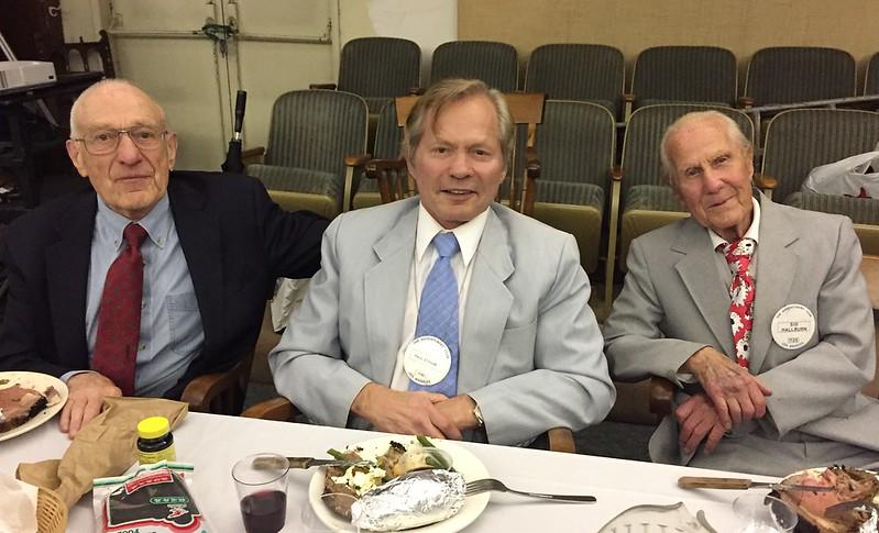 Blair Filler, Paul Straub & Sid Hallburn