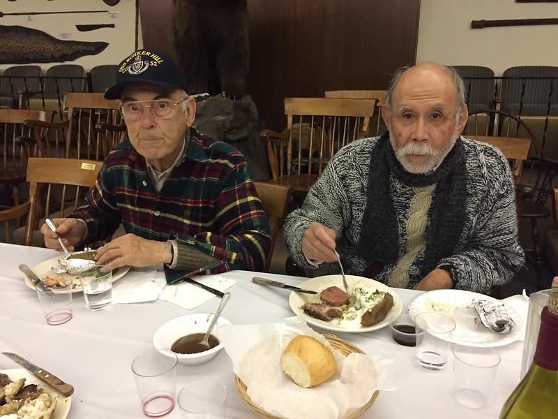Bob Aronoff & Dave Yamada