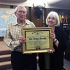 "Mike & Elsa, Smith<br /> Kevin Lee presentation, ""Diving the Seven Continents""<br /> February 11, 2016"