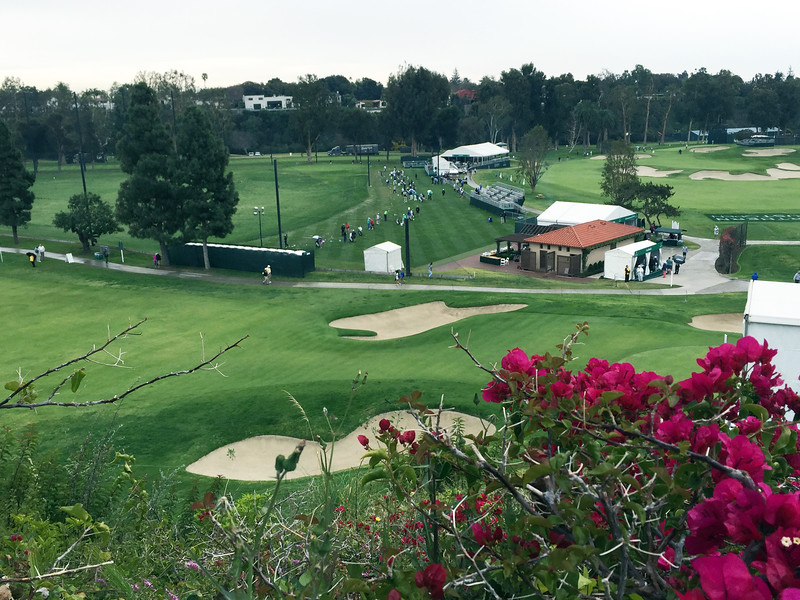 Northern Trust Open, Riviera Country Club<br /> February 17, 2016