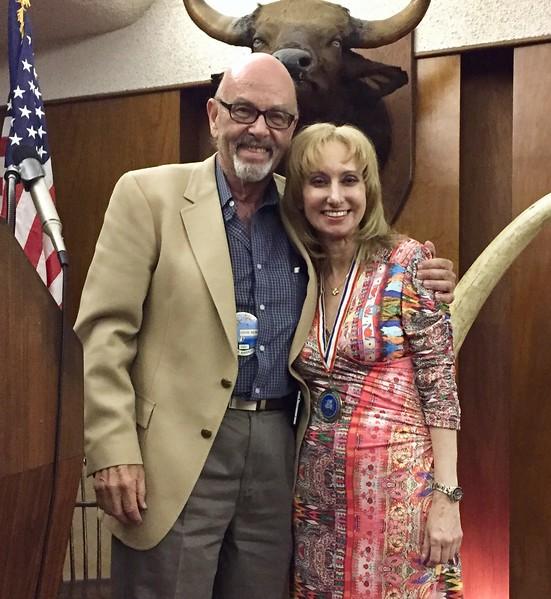 Rosaly Lopez & Steve Bein