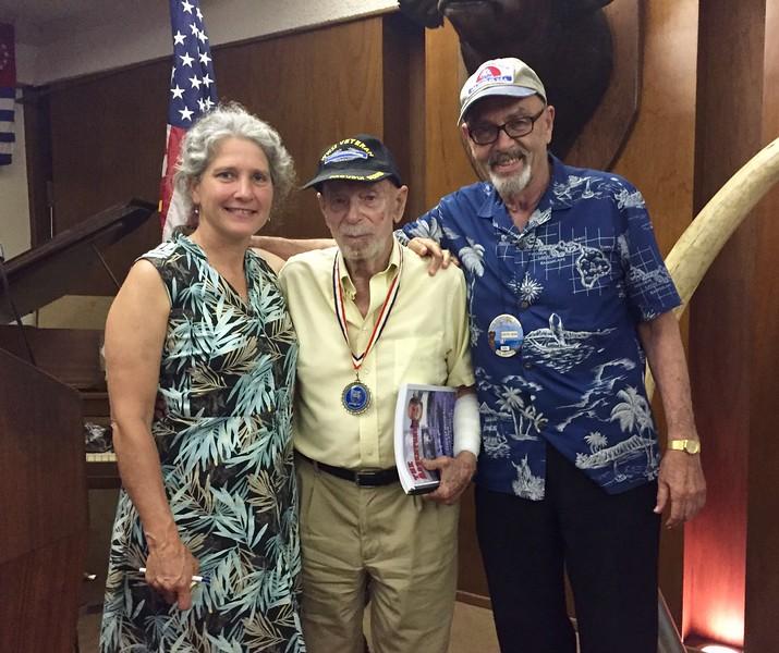 Tania Aebi , David Clark & Steve Bein